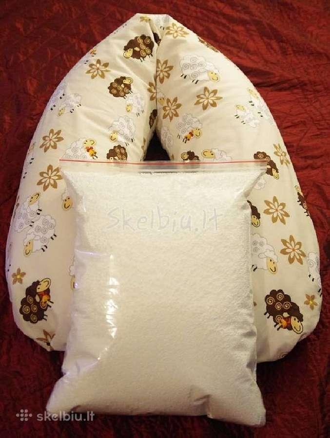 Pigiai nauja mh nėščiosios/maitinimo pagalvė