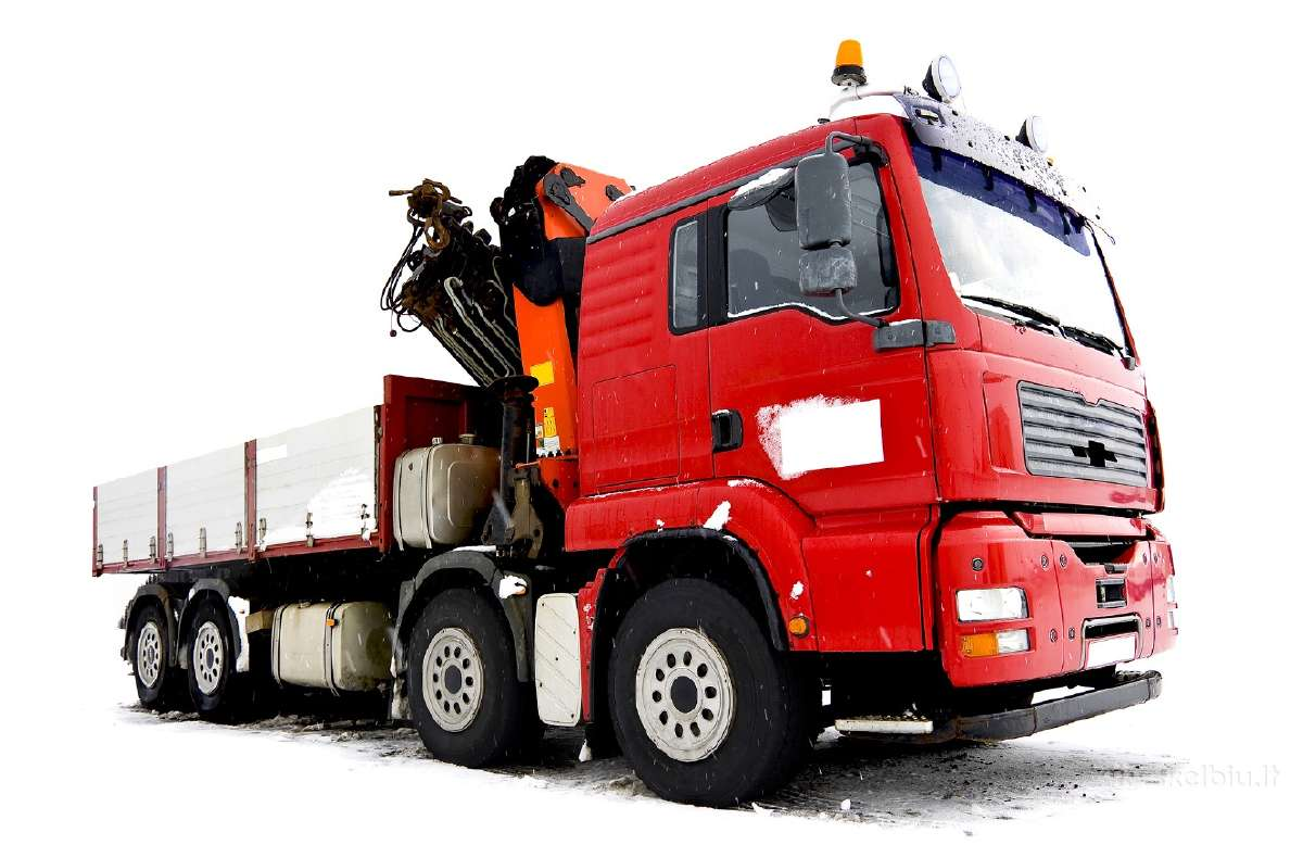 Negabaritinių krovinių gabenimas, fiskaro paslaugo