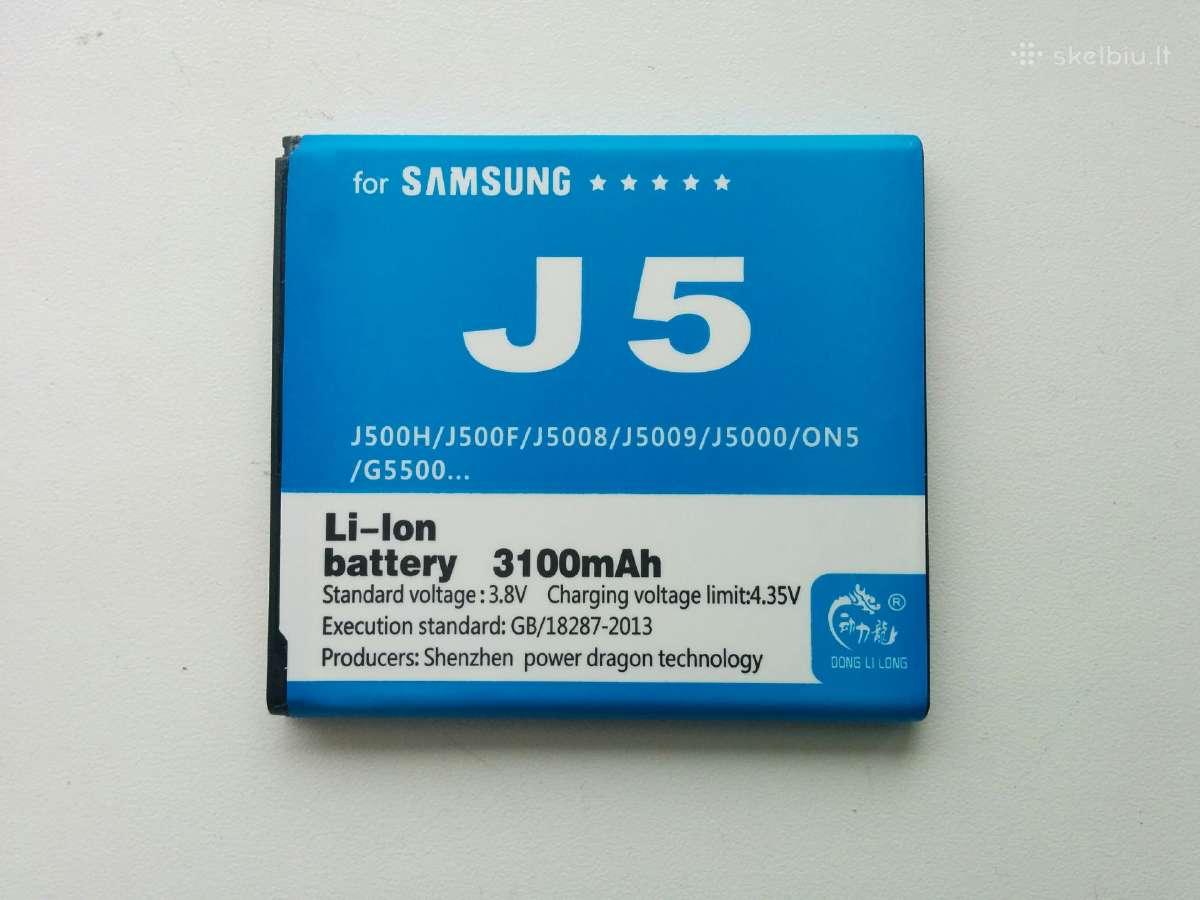 Mobiliųjų telefonų baterijos padoriomis kainomis