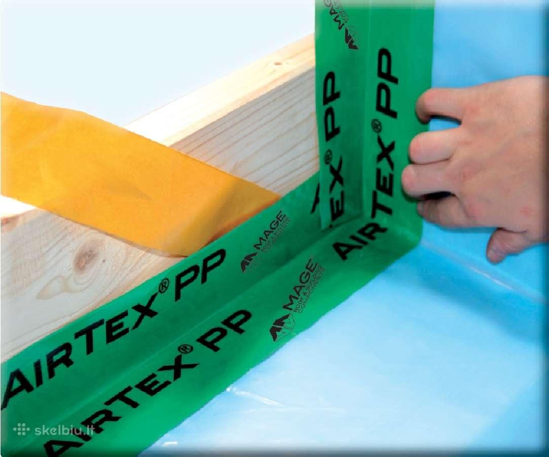 Mage Airtex Pp - itin lipni remontinė juosta