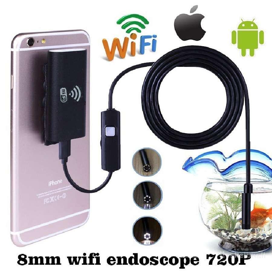Endoskopine WiFi kamera 2.0mp (1600x1200)