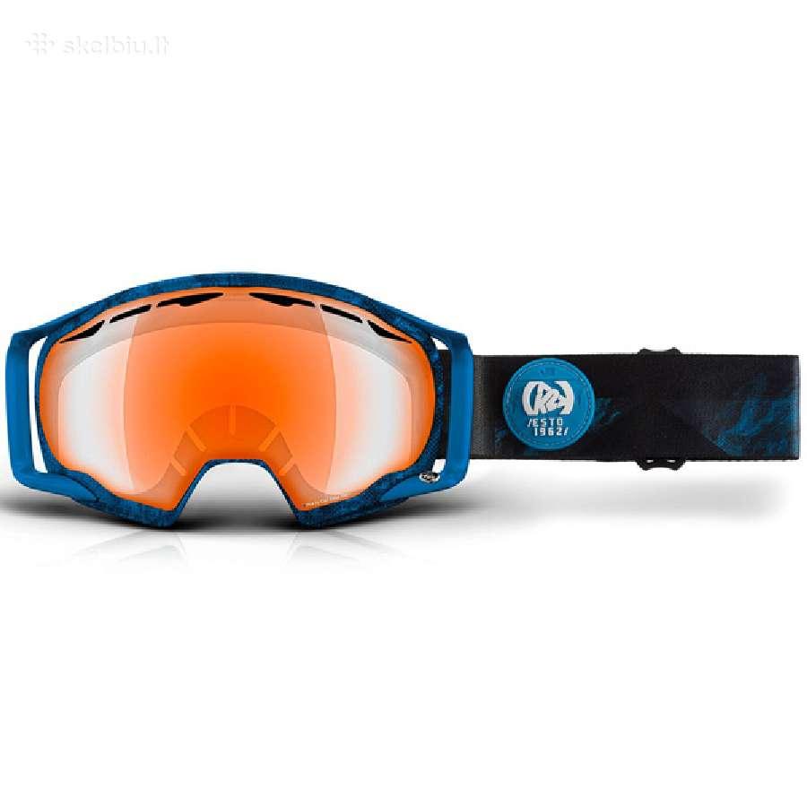 Nauji slidinėjimo-snowboard akiniai K2