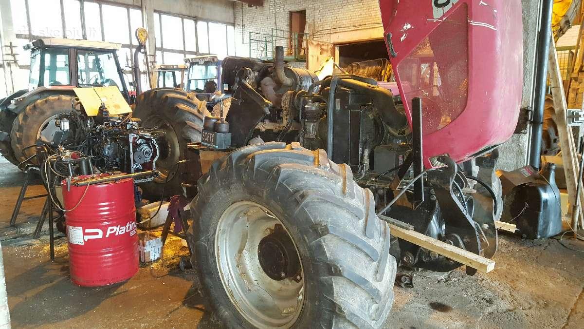 Case Ih Traktorių Dalys ir Remontas