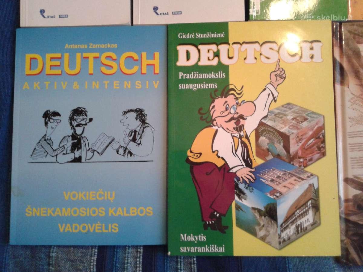 Vokiečių kalbos mokymuisi