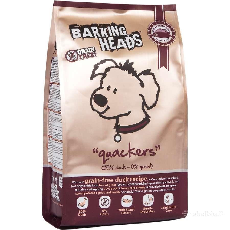 Barking Heads - ultrapremium klasės pašarai