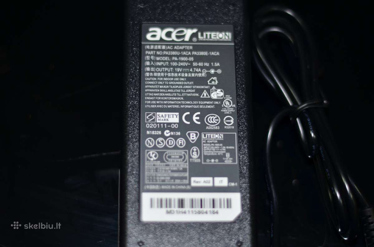 Acer,emachine,nauji laptopo pakrovejai