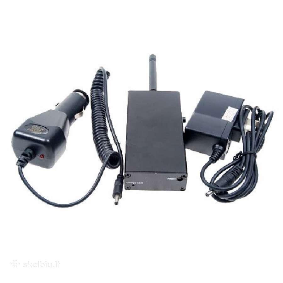 GPS blokatorius slopintuvas skirtas automobiliams