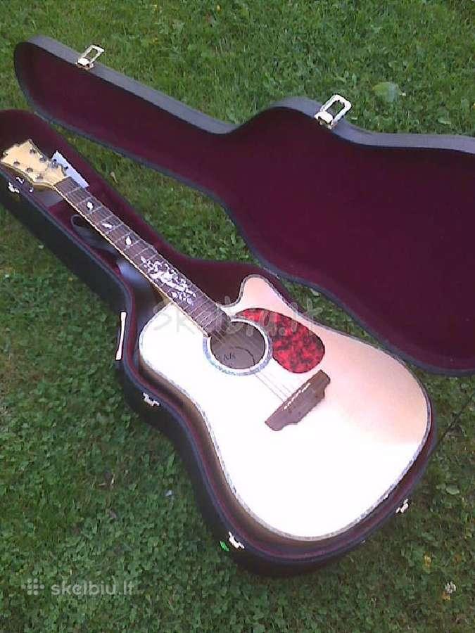 """Vokiška gitara Msa """"Country"""""""