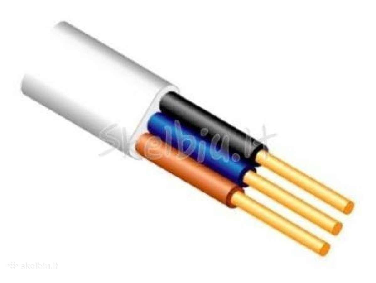 Elektros medžiagos, kabeliai
