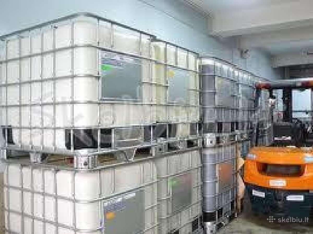 Perku ibc 1000 litru konteinerius