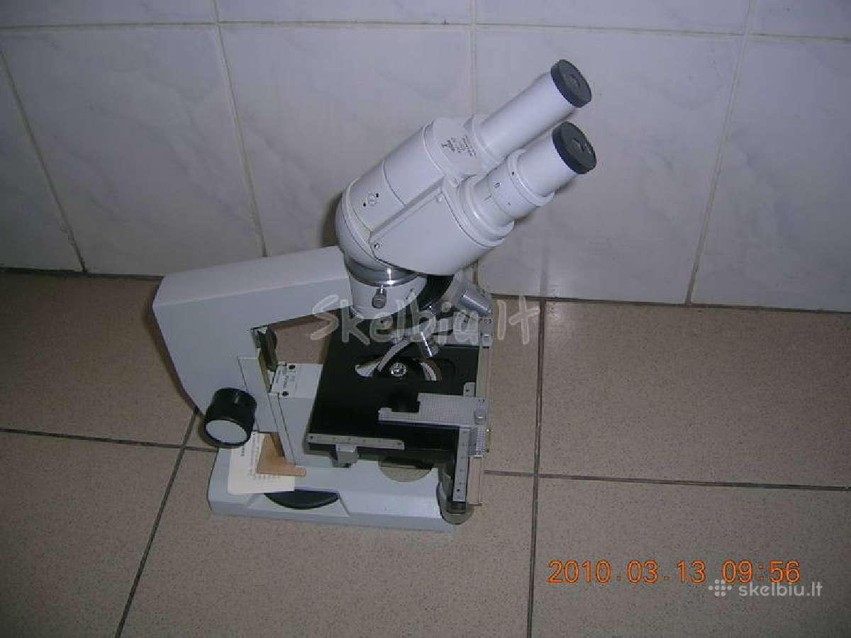 Mikroskopai biolam