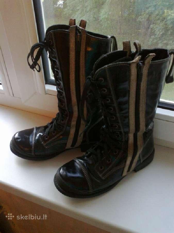 Bartek žieminiai batai mergaitei