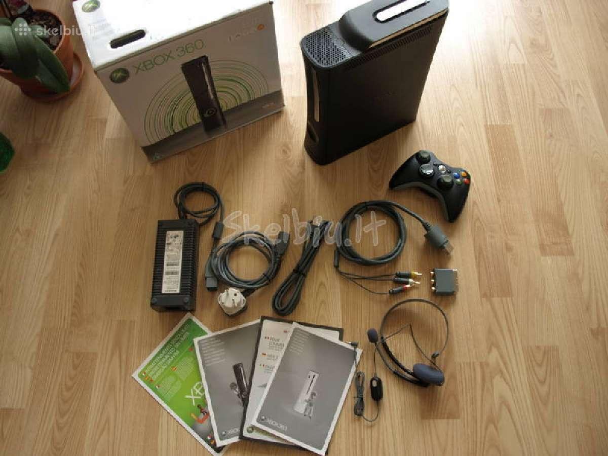 Su garantija Xbox360 Elite Jasper 120gb Rgh Lt+3.0