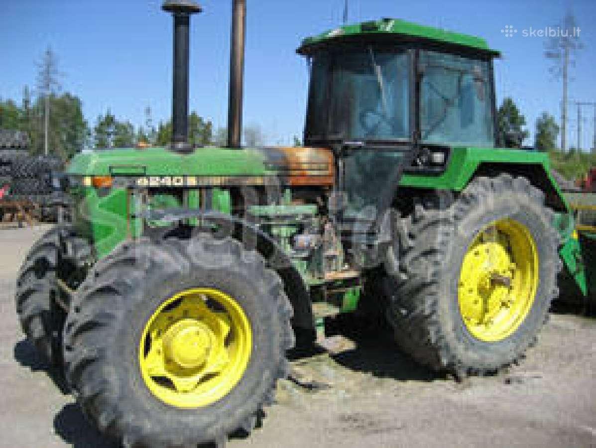 Naudotos traktorių dalys, Jd, Jd dalys, Jd detalės