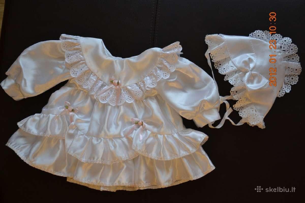 Krikšto suknelė