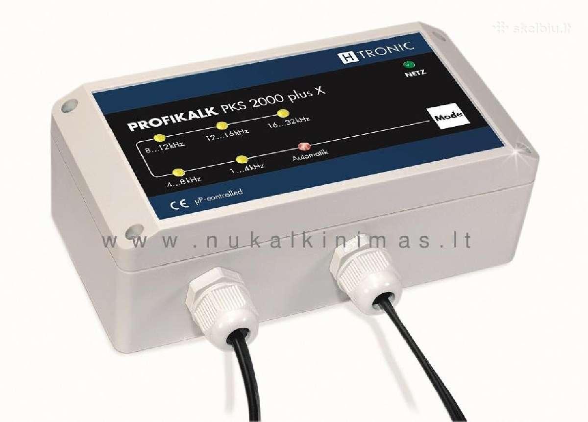 Nukalkinimo prietaisas Profikalk Plus-x