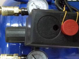 Oro kompresorius 2 cilindrai/ 50 l