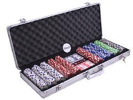 Įvairios pokerio prekės