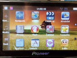 Nauja navigacija GPS Pioneer 5 coliu tik 55eurai