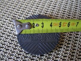 Stalo medalis...zr. foto.... = 5,- litai
