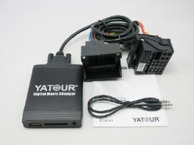 Ford, opel, mp3 usb/sd adapteriai yatour