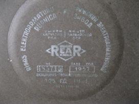"Radijo taskas ""is seneliu kolekcijos &amp"