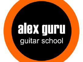 Išmok groti gitara! Gitaros pamokos visiems!