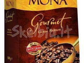 Akcija natūralios kavos pupelės iš Vokietijos