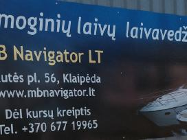 Laivavedžių mokymo centras MB Navigator Lt
