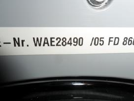 Skalbimo masina bosch wae28490 7kg