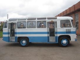 Retro autobuso nuoma