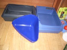 Transportavimo dėžė, narvelis graužikams, įranga