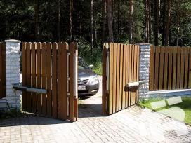 Nebrangi nustumiama kiemo vartų automatika