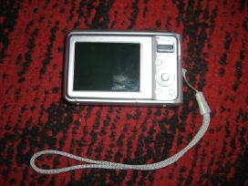 Parduodu fotoaparata Samsung Es25. Kaina: 52eur