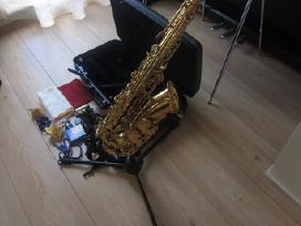 Geriausi saksofonai pradedantiems pustukai