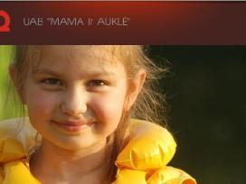 Geras darbas auklėms Vilniuje, Kaune ir užsienyje