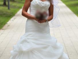 """Vestuvinė suknelė """"durcal"""" iš Pronovias kolekcijos"""