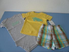 Carter's vasariški komplektukai 18 mėn mažyliui