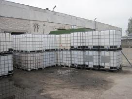 Konteineriai, konteineriai1000 litrų talpos