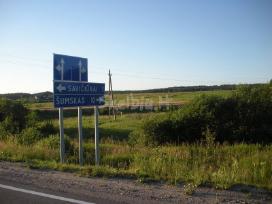 Minsko pl.sąnkrižoje į Šumską ir Savičiunus.1,4ha