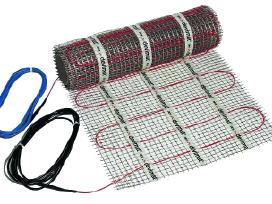 Grindų šildymo kilimėliai / devimat / iki -40 proc