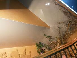 Vokiškos įtempiamos lubos Klaipėdoje nuo 12,99eur