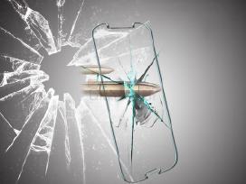 Geriausia telefono ekrano apsauga - stiklas