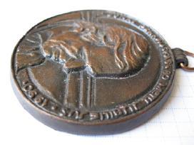 Medalis..zr. foto.. = 20,- litu.