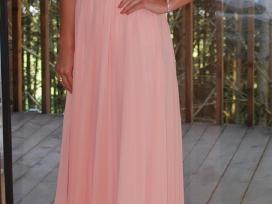Pasakisko grozio, progine, persikine suknele