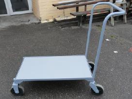 Įrangos transportavimo-kėlimo vezimėlis, transport
