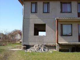 Betono mūro ardymas bei pjovimas griovimo darbai