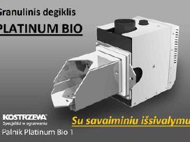 Granulinis degiklis kostrzewa platinum bio