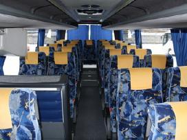 Autobusu mini autobuso nuoma