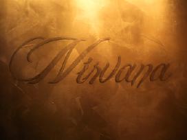"""Masažo salonas """" Nirvana """" siūlo darbą."""